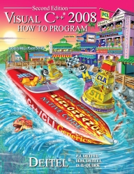 Visual C   2008 How to Program, 2/e Cover