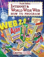 Internet & World Wide Web How to Program, Fourth Edition book cover image