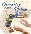 Operating Systems, 3/e Cover