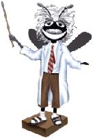 picture of Albert Antstein bug
