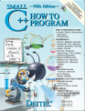 Small C++ How to Program, 5/e Cover